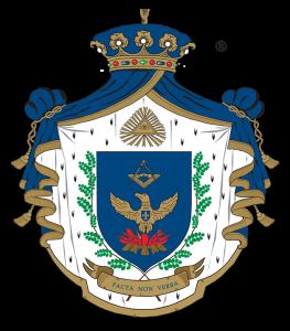Emblema Gran Loggia Massonica - Phoenix