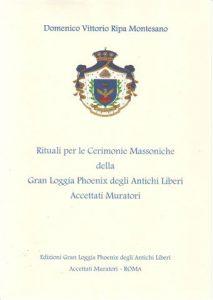 Rituali per le Cerimonie Massoniche