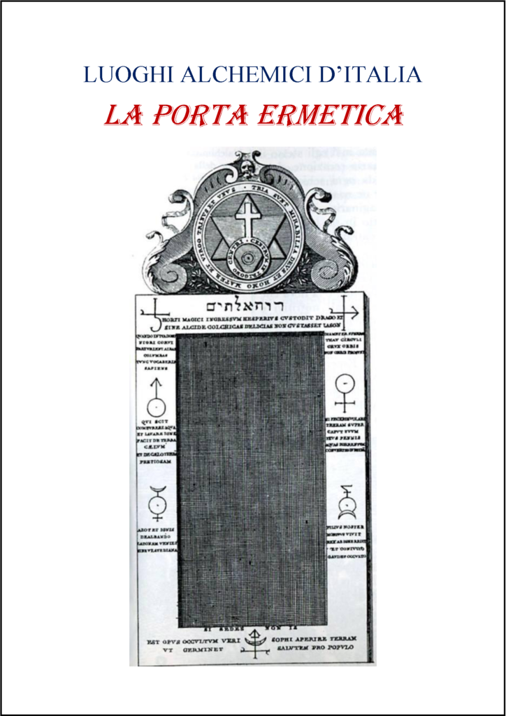 La Porta Ermetica Roma Gran Loggia Phoenix border=