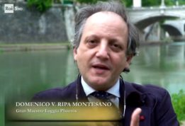 Rai, intervista a Rai - Domenico Vittorio Ripa Montesano